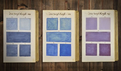 renaissance-pantone-handpainted-color-guide-book-from-1692-by-a-boogert-blues-purples-01